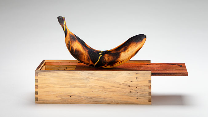 Architecture students craft award-winning pieces using local wood