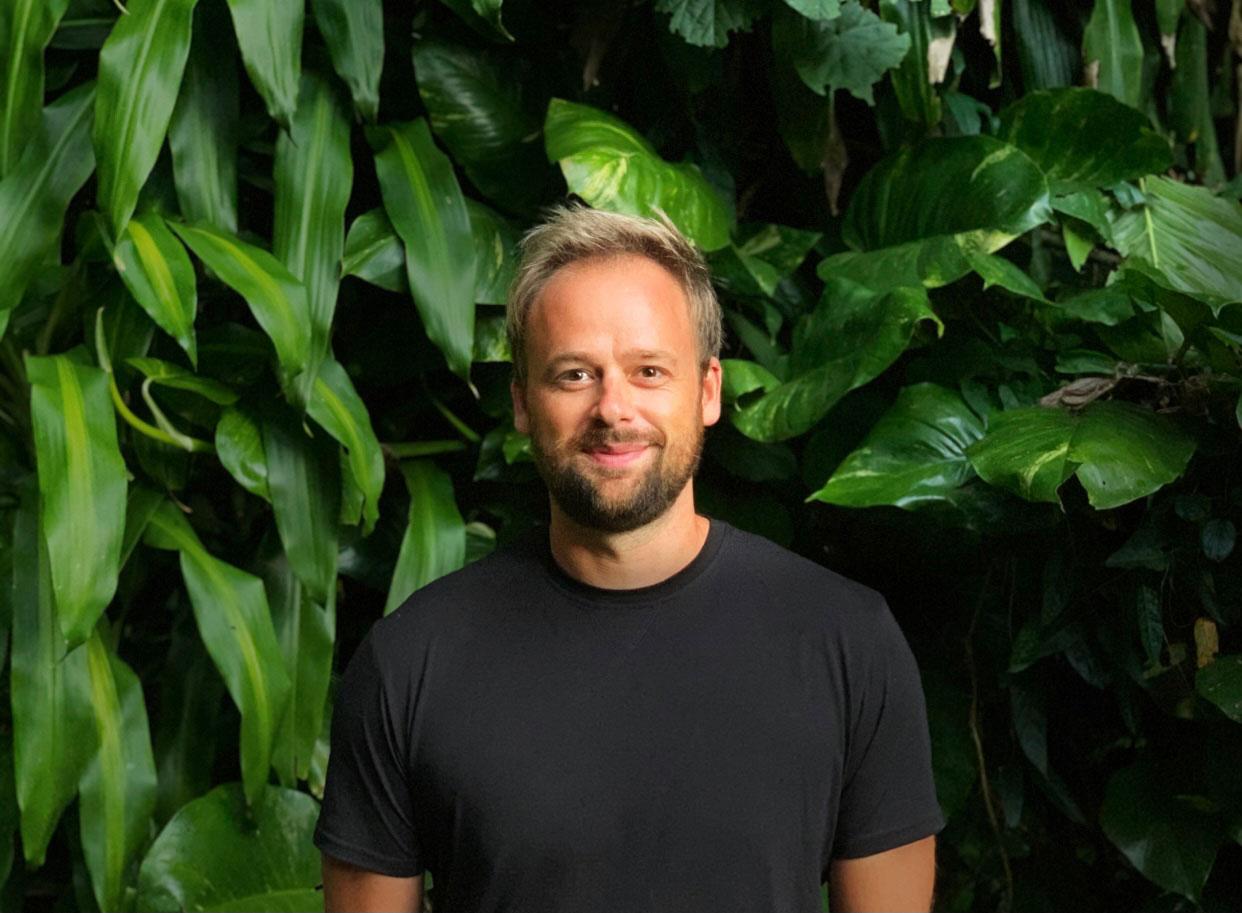 Simon M. Bussiere, ASLA,  AILA